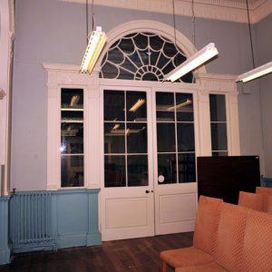 05 ornate glass door